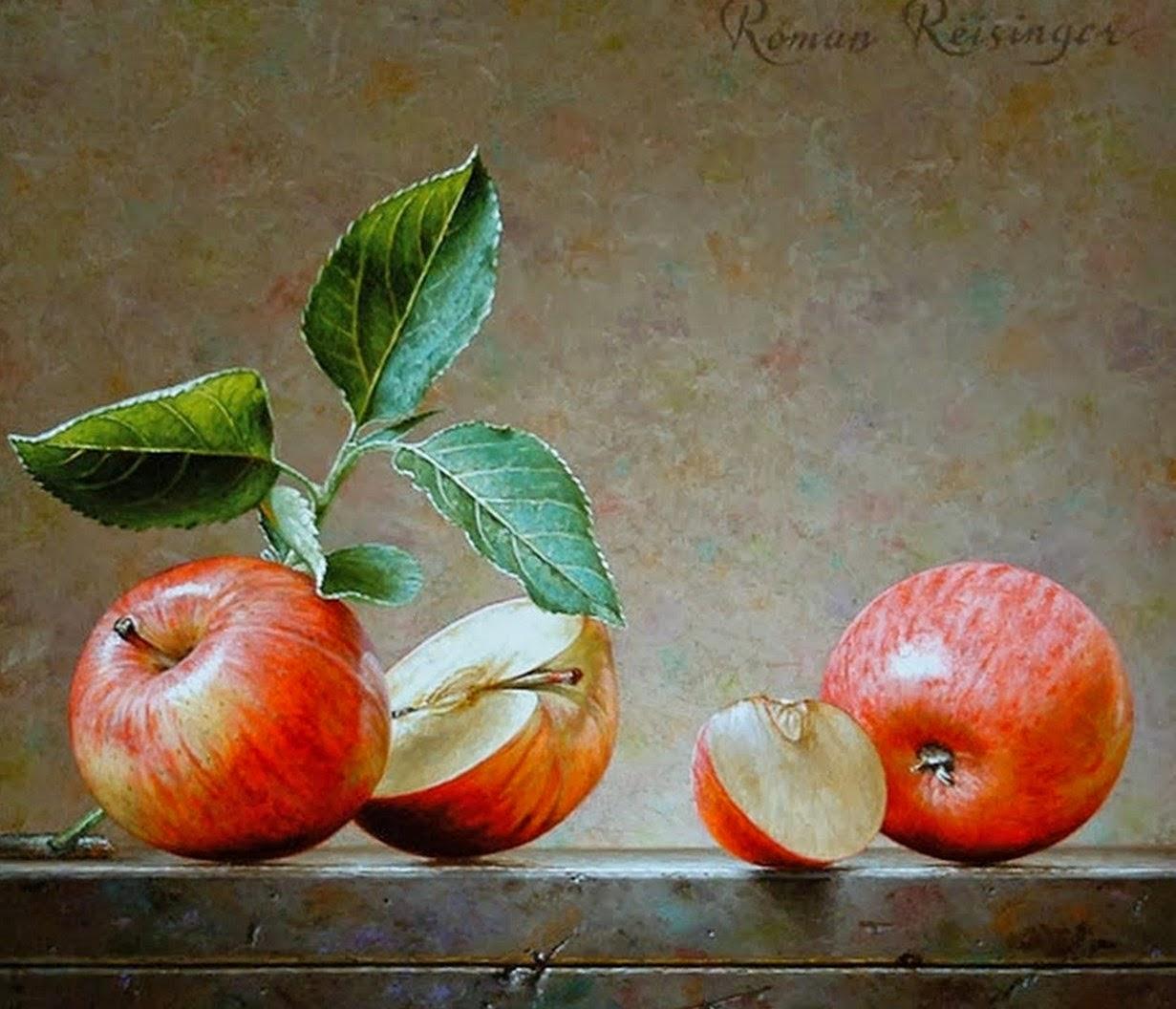 Cuadros modernos pinturas y dibujos cuadros de frutas y - Ideas para pintar cuadros ...