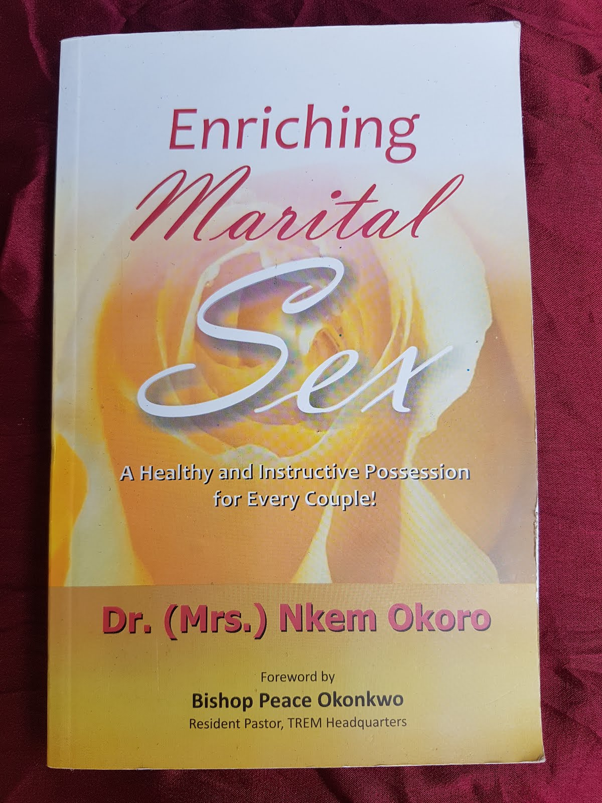 Enriching Marital Sex