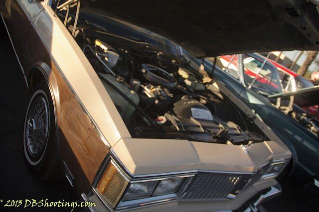 1984 Oldsmobile Custom Cruiser engine