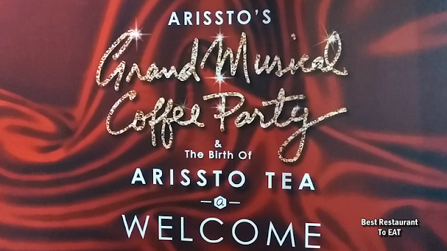 Arissto Tea Launch - Grand Musical Coffee Party @ Mines International Exhibition Center