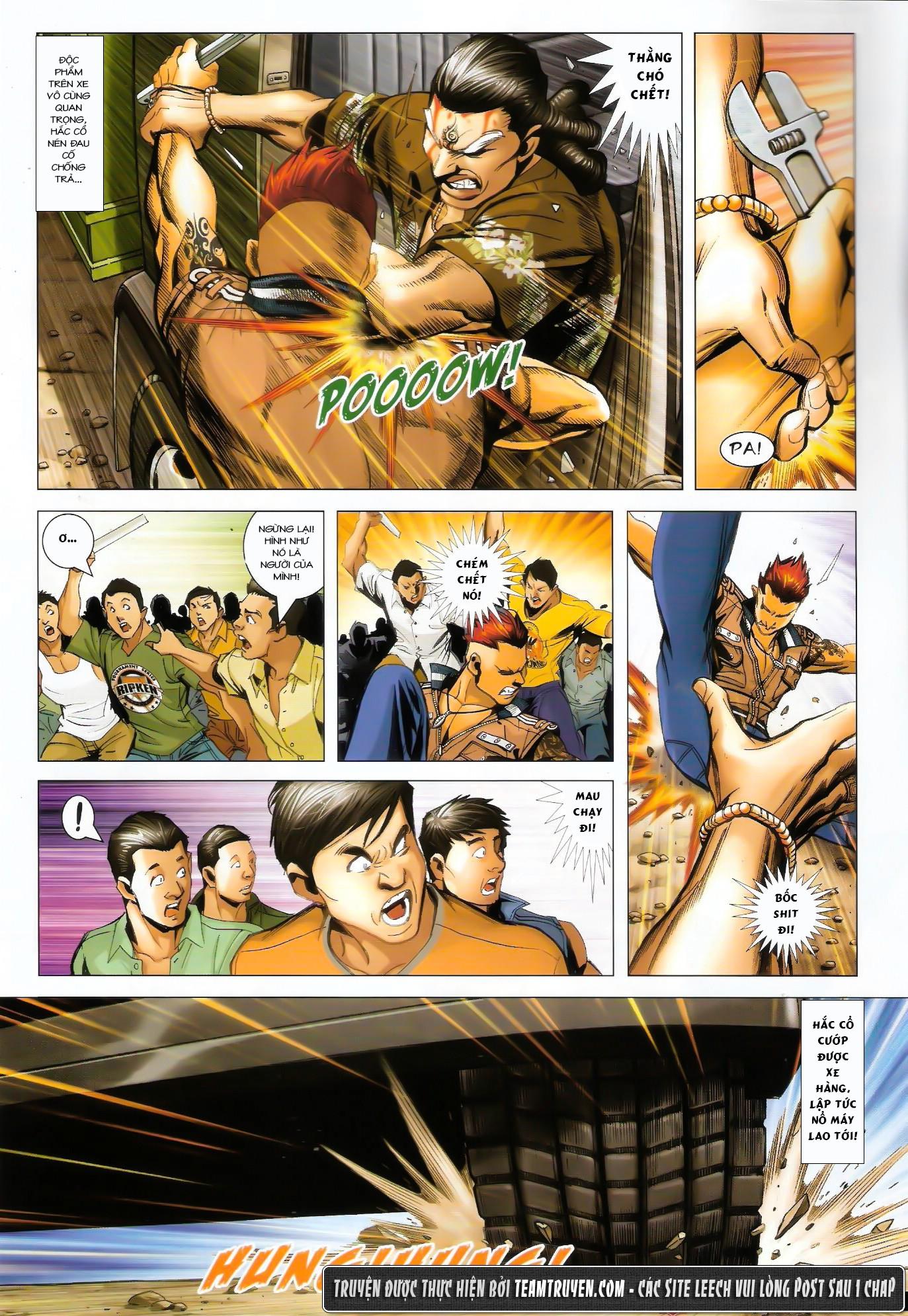 Người Trong Giang Hồ NetTruyen chap 1431 - Trang 12