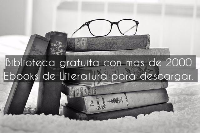 biblioteca-gratis-libros-literatura