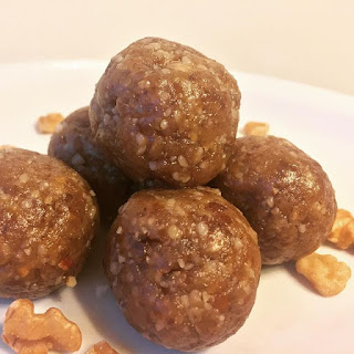 Date and Walnut Balls