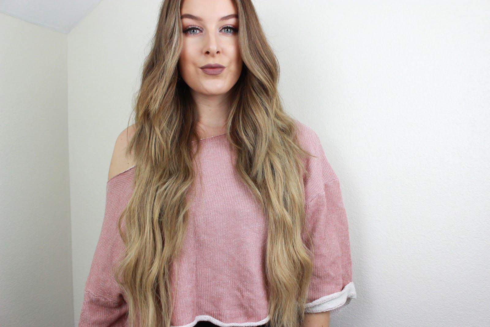 Irresistible Me Clip In Hair Extensions Golden Blonde Review Zoe