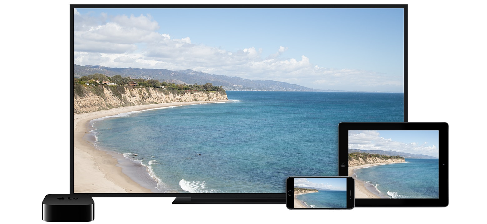 how to mirror airplay iPhone or iPad to your tv