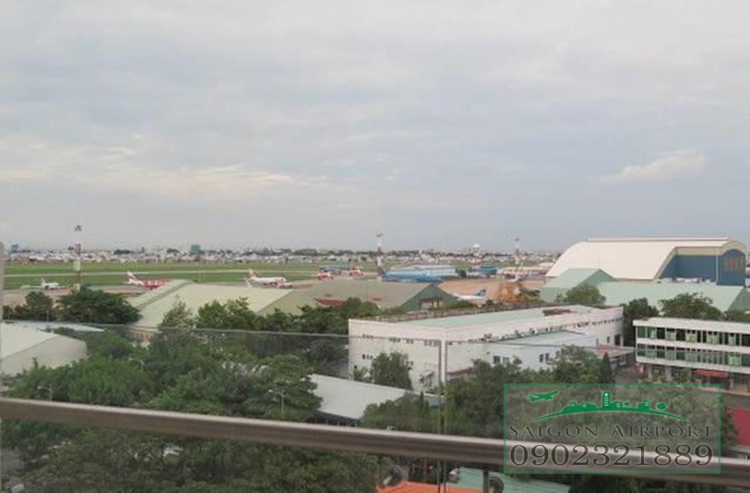 căn hộ Saigon Airport Plaza quận Bình Tân cho thuê giá rẻ - view sân bay