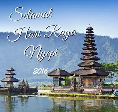 Pelaksanaan Hari Raya Nyepi Di Bali