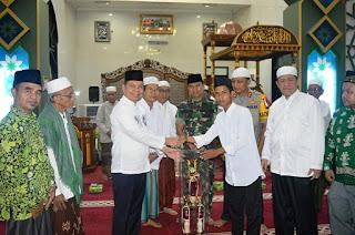 Dandim 1011/Klk : Pesantren Ramadhan Membentuk Generasi Unggul