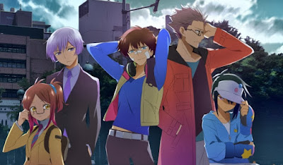 جميع حلقات انمي Hamatora الموسم الاول والثاني مترجم عدة روابط