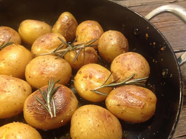 Картофи по испански