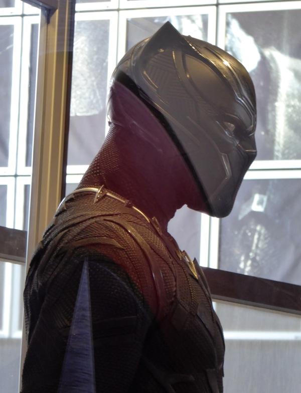 Black Panther mask Civil War