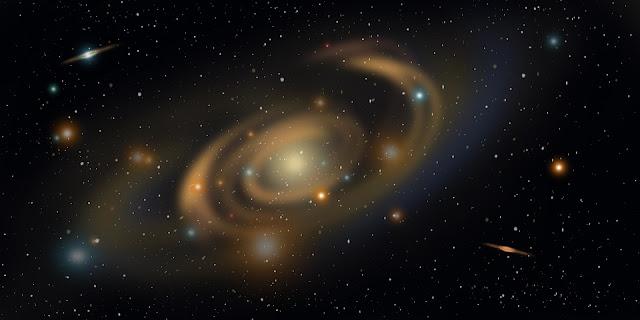 कितना बड़ा है हमारा ब्रह्मांड | How Big is the Universe in Hindi