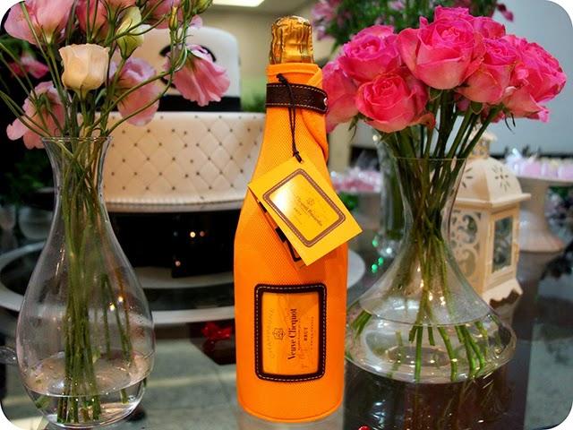 Para Brindar Veuve Clicquot - Aniversário Chanel