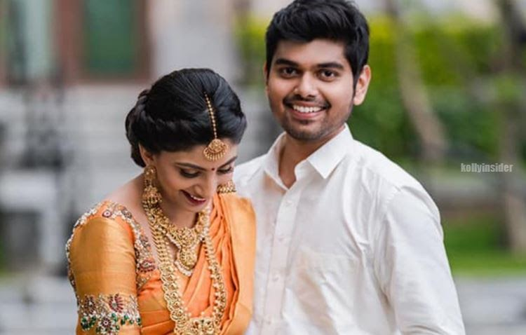 Sneha Britto Akash Murali marriage video