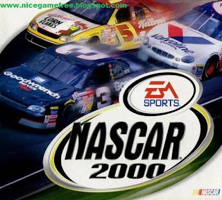 Nascar 2000 PC Game Free Download