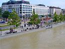 Bratislava 6.6.2013, hladina Dunaja