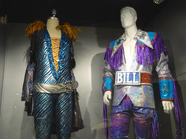 Mamma Mia Movie costume exhibit