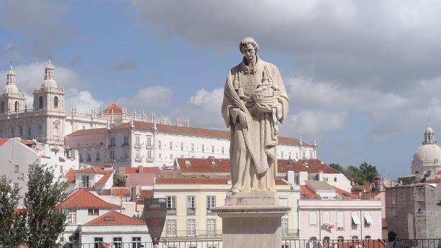 Bairro de São Vicente em Lisboa