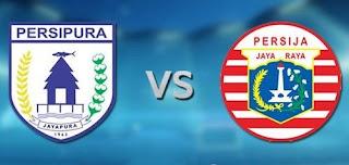 Persipura vs Persija Berakhir Imbang 1-1