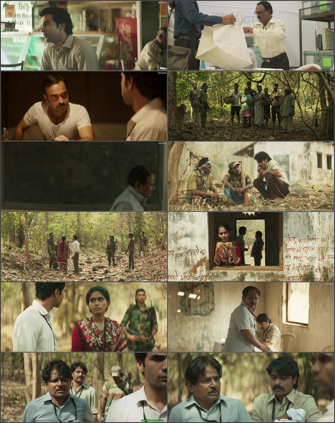 Newton 2017 Hindi Full Movie BluRay 720p ESubs 900MB