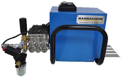 High Pressure Car Wash Equipment