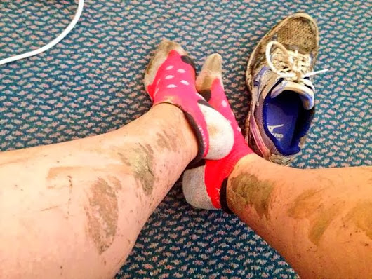Trail Running, or Anti-White Trainer Syndrome