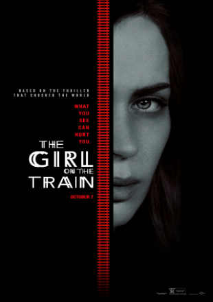 The Girl on the Train 2016 Full Movie BRRip 480p English ESub 300Mb