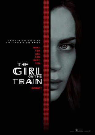 The Girl on the Train 2016 Full Movie BRRip 480p English ESub 300Mb