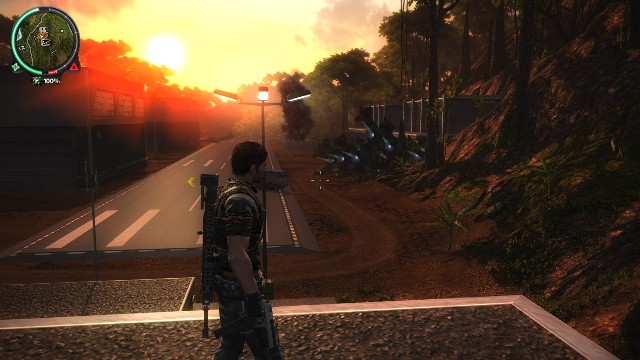 Download Just Cause 2 PC Games Gameplay