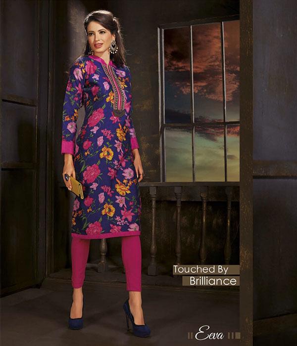 Jhalak – Gorgeous Looking Designer Kurti Buy Online