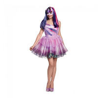 My Little Pony the Movie Twilight Sparkle Adult Costume