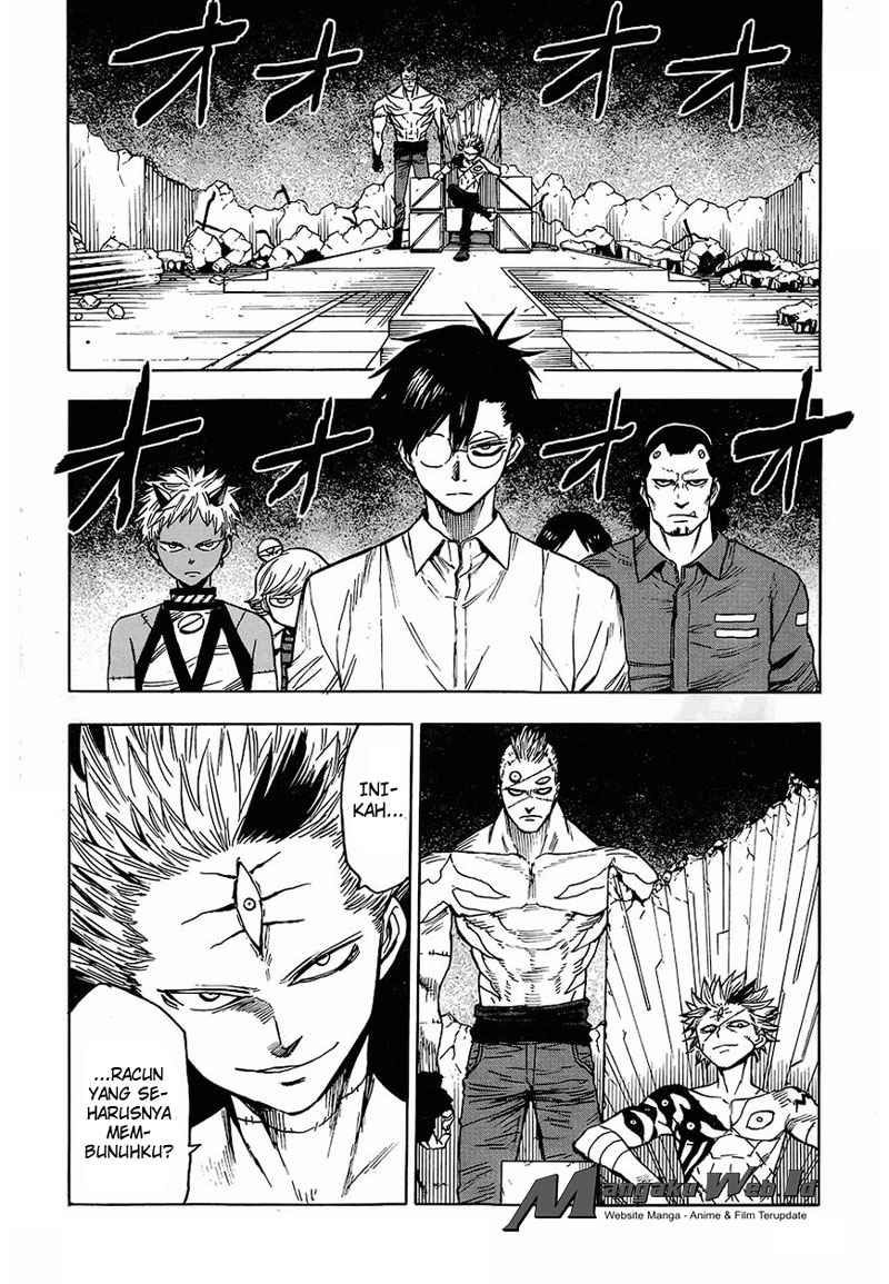 Blood Lad Chapter 70-3