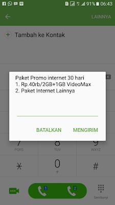 Telkomsel Mendapatkan Promo di *363#
