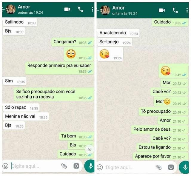 Whatsapp Kelly Camaduro Abaixo Assinado