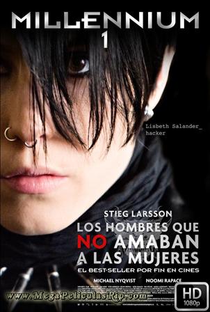 Millennium 1: Los Hombres Que No Amaban A Las Mujeres [1080p] [Latino-Sueco] [MEGA]