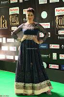 Raai Laxmi in Beautiful Backless Designer Anarkali Gown at IIFA Utsavam Awards 2017  Day 2  Exclusive 60.JPG