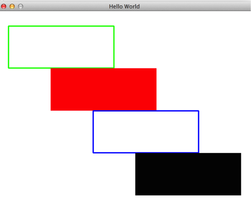 Programming for beginners: Pygame: Draw Rectangle