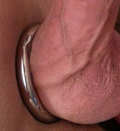 How To Put On A T Style Cock And Ball Ring 23
