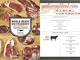 WHOLE BEAST BUTCHERY - The Complete Visual Guide to Beef, Lamb & Pork