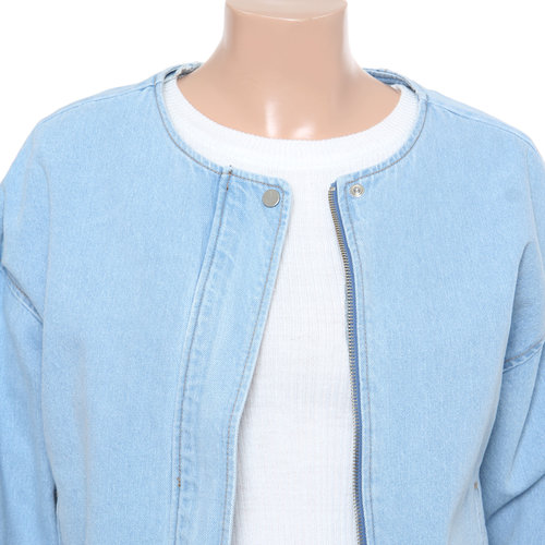 Nokara Short Denim Jacket