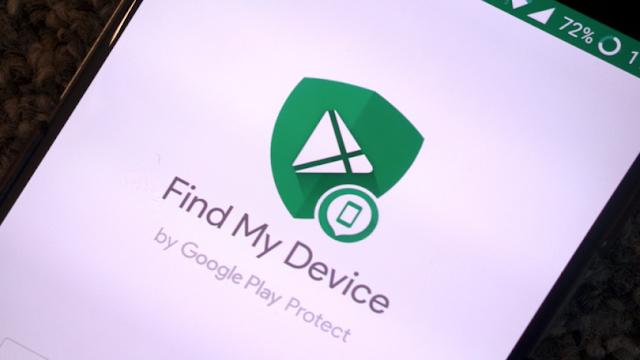 Cara melacak Smartphone yang Hilang, Gunakan Fitur Find My Device Google
