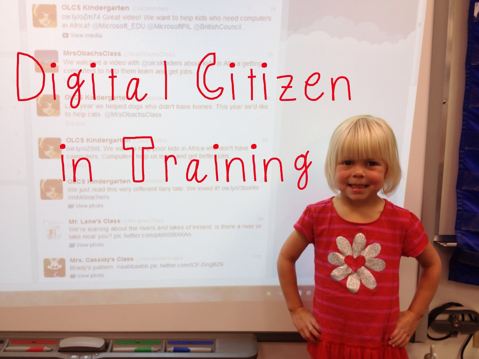 Kindergarten Diva From First Steps To Digital Footprints