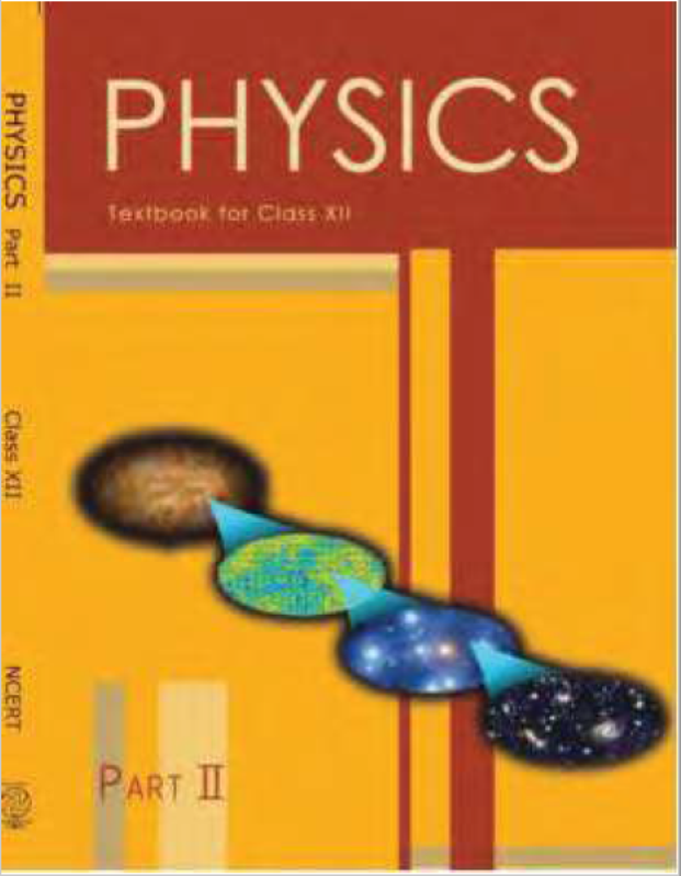 NCERT Physics Class-12(Part-2) : For English Medium Students PDF Book
