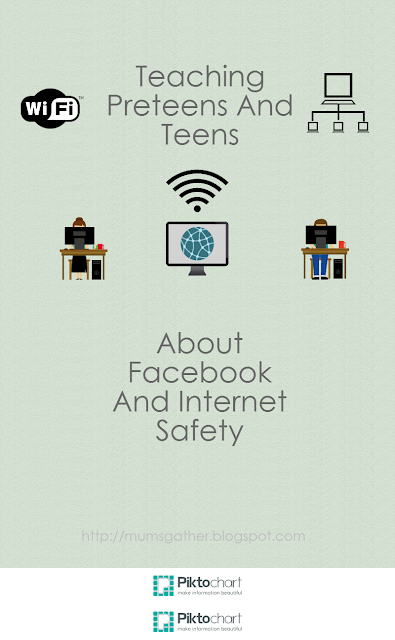 Teaching Preteens And Teens About Facebook And  Internet Safety
