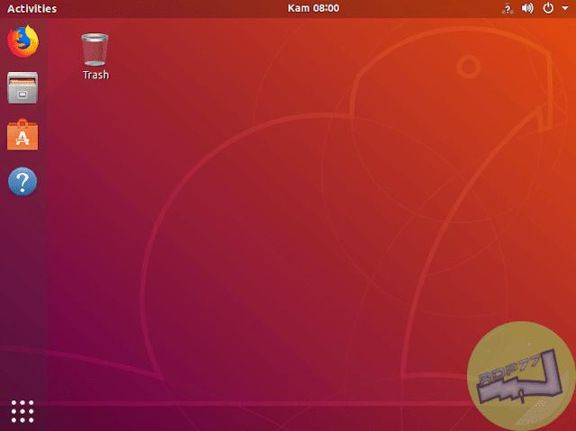 Cara Menginstall Sistem Operasi Linux Ubuntu