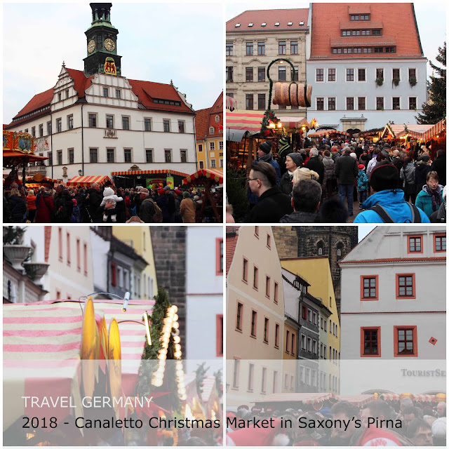 Travel Germany: The Canaletto Christmas Market in Saxony's Pirna