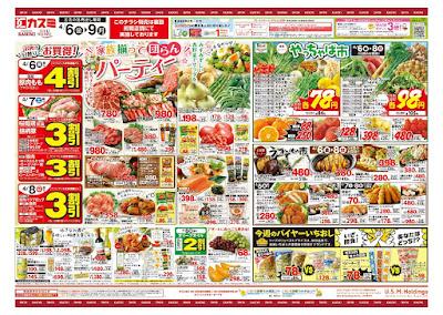 【PR】フードスクエア/越谷ツインシティ店のチラシ4月6日号