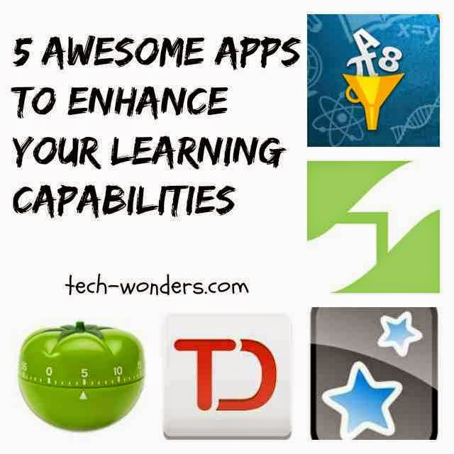 5 Awesome apps to enhance your learning capabilities in no time - Brainly, Todoist, Coggle, Pomodoro and Anki