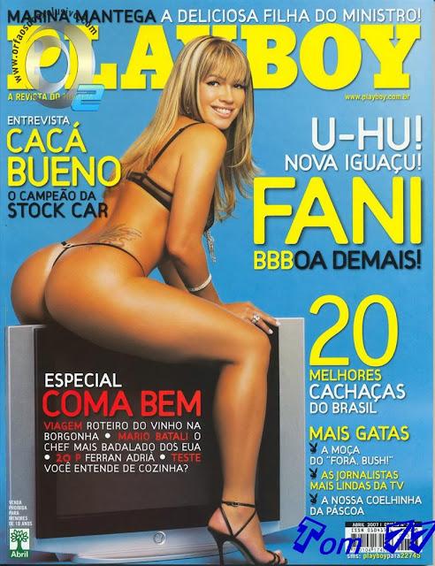 Fani Pacheco nua