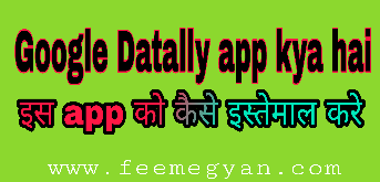 Google Datally app kya hai full information